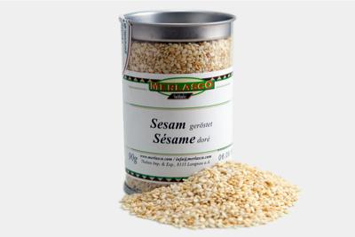 Sesam geröstet (Sesamum indicum)