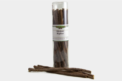 Süssholz (Glycyrrhiza glabra)