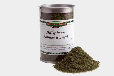 Dillspitzen (Anethum graveolens)