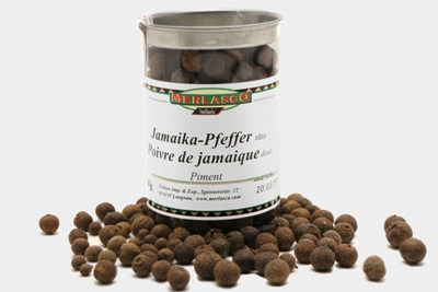Jamaika-Pfeffer süss (Piment, Nelkenpf..