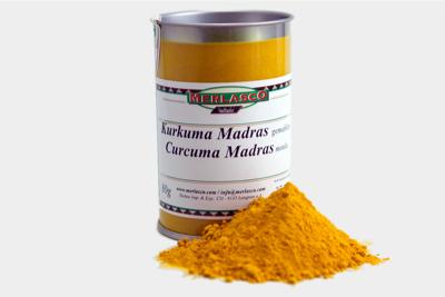 Kurkuma Madras (Curcuma longa)