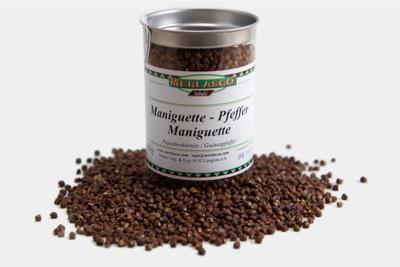 Maniguette (Guineapfeffer, Paradieskör..