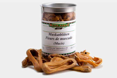 Muskatblüten (Macis) (Myristica fragra..