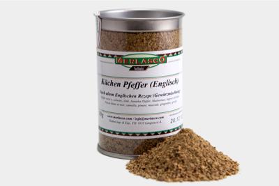 Pfeffermischung Englischer Küchenpfeffer