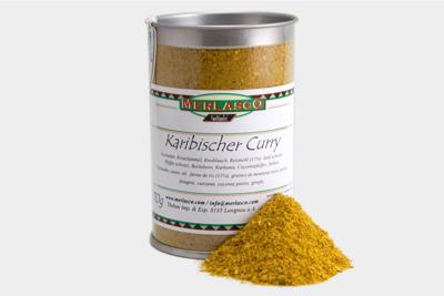 Karibischer Curry (Gewürzmischung ohne..