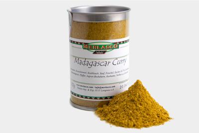 Madagascar Curry (Gewürzmischung ohne ..