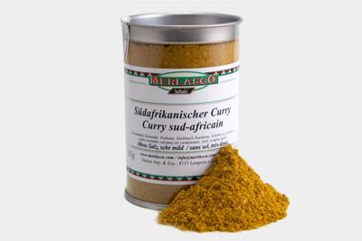 Südafrikanischer Curry (Gewürzmischung..