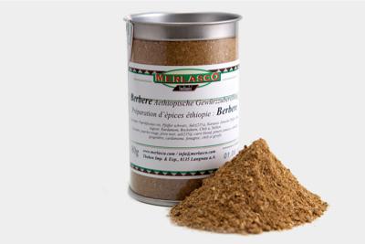 Berbere (Äthiopische Gewürzzubereitung)