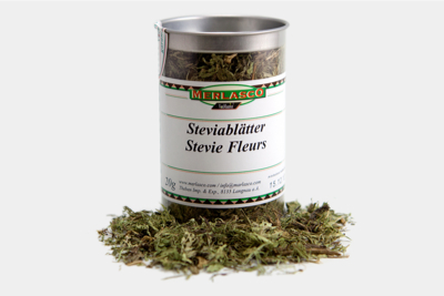 Steviablätter (Stevia rebaudiana)