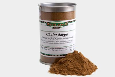 Chalat dagga (Tunesische Fünf - Gewürze)