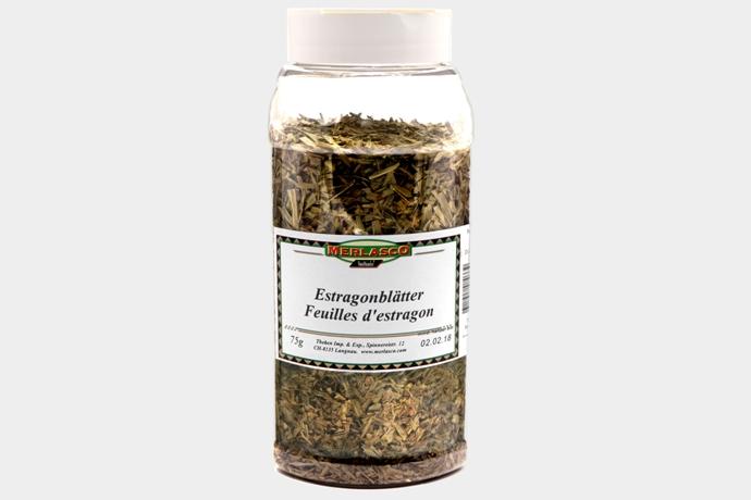 Estragonblätter (Artemisa dracunculus)