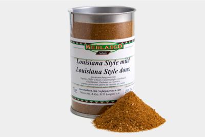 Louisiana Style mild