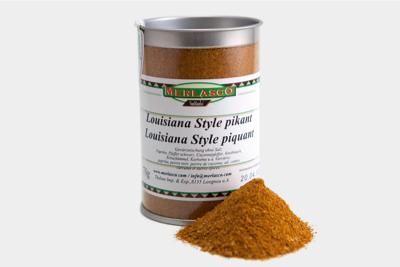Louisiana Style pikant