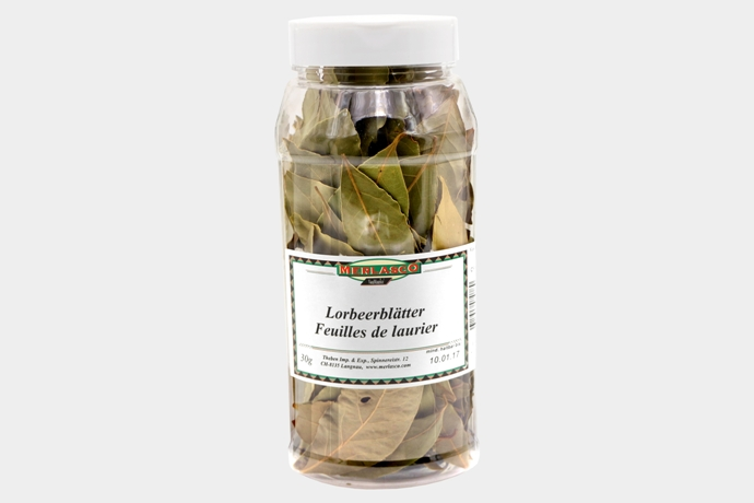 Lorbeerblätter (Laurus nobilis)