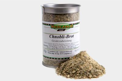 Chnobli-Brot Gewürzzubereitung