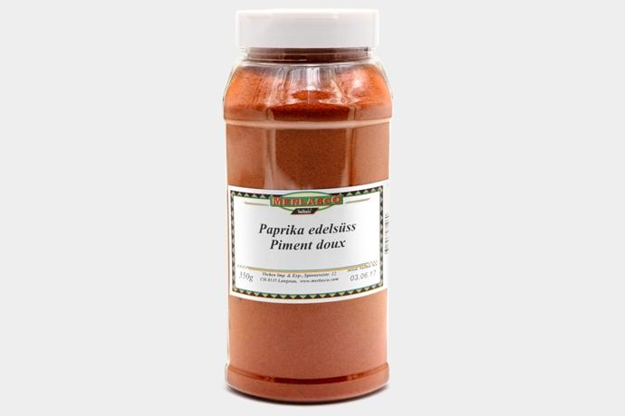 Paprika edelsüss (Capiscum annuum)