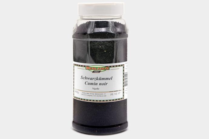 Schwarzkümmel ganz (Nigella sativa)