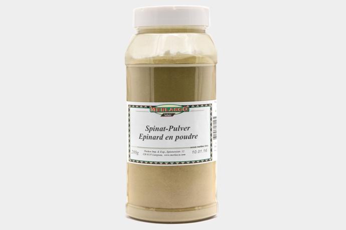 Spinatpulver (Spinacia oleracea)