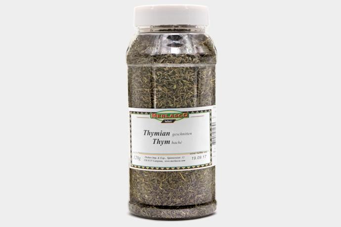 Thymian geschnitten (Thymus vulgaris)