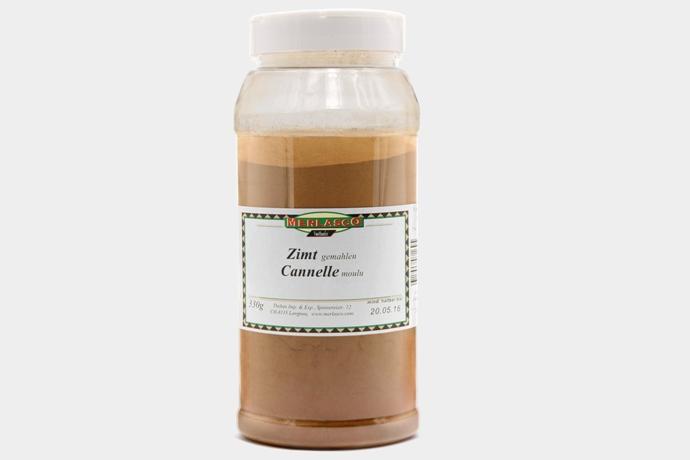 Zimt - gemahlen (Cinnamomum verum)
