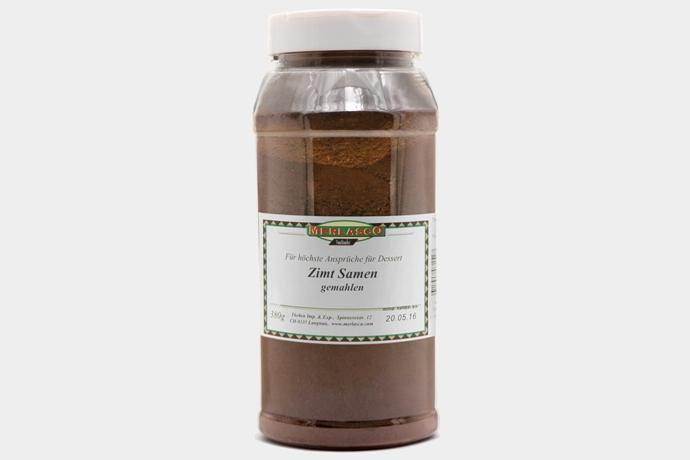 Zimt - Samen gemahlen (Fructus cinnamo..