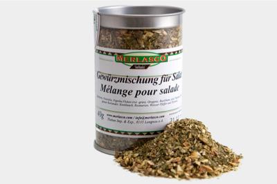 Salat Gewürzmischung (ohne Salz)