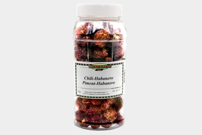 Chili Habanero (Habanero Capiscum chin..
