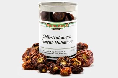 Chili-Habanero (Habanero Capiscum chin..