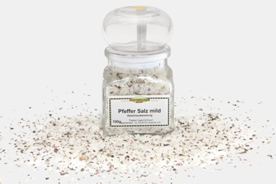 Pfeffer Salz (mild)