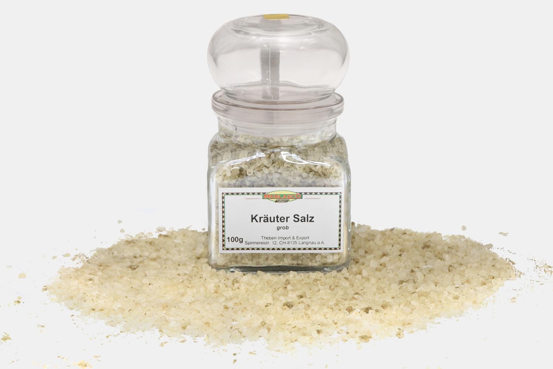 Kräuter Salz, grob