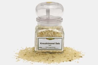 Kreuzkümmel Salz, grob