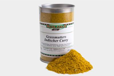 Grossmutters Indischer Curry (Gewürzmi..