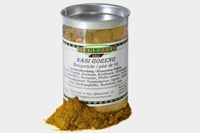 Nasi Goreng (Gewürzzubereitung)