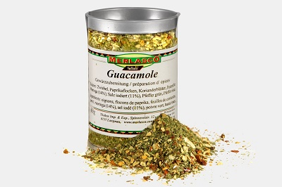 Guacamole (Gewürzzubereitung)