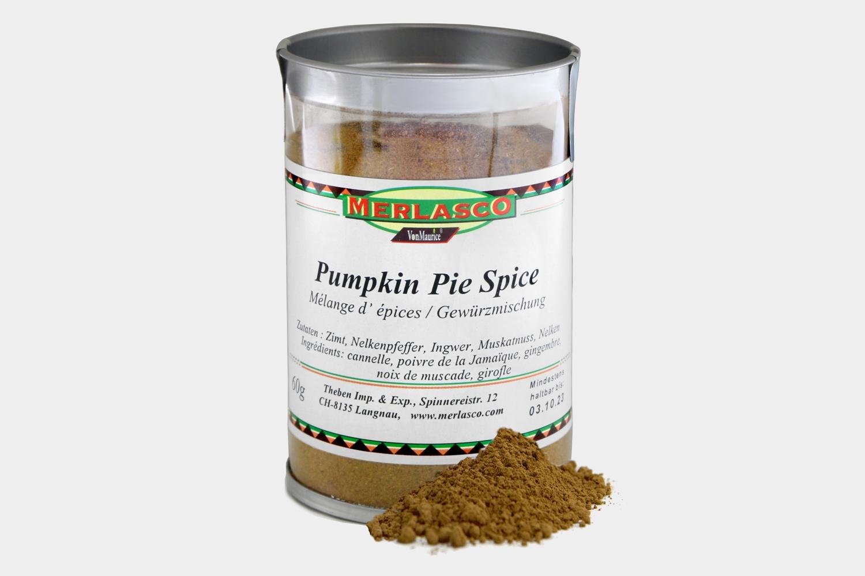 Pumpkin Pie Spice (Gewürzmischung)