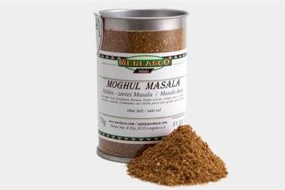 Moghul Masala (Gewürzmischung ohne Salz)