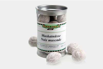 Muskatnuss ganz (Myristica fragrans)