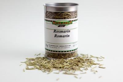Rosmarin ganz (Rosmarinus officinalis)