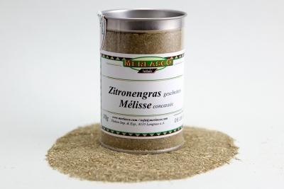 Zitronengras sehr fein geschnitten (Cymbopogon citratus)