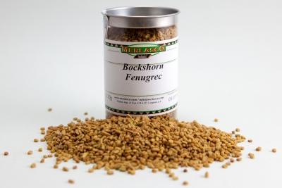 Bockshorn ganz (Trigonella foenum-graecum)