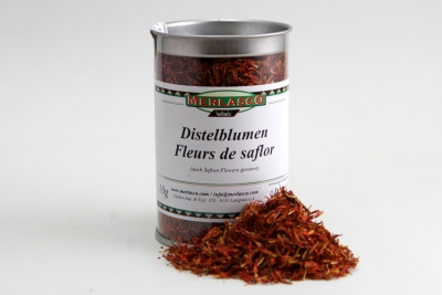 Distelblumen (Carthamus tinctorius)