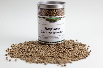 Hanfsamen (fructus cannabis)
