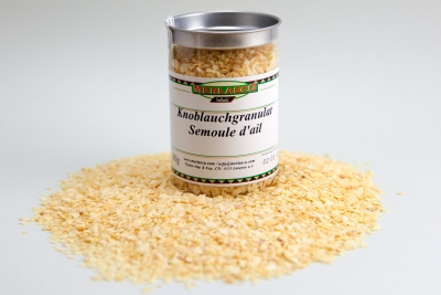 Knoblauchgranulat (allium sativum)