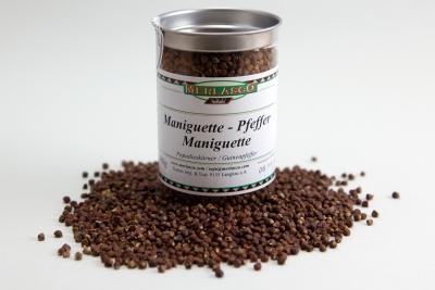 Maniguette (Guineapfeffer, Paradieskörner) (Amomum melegueta / Aframomum)