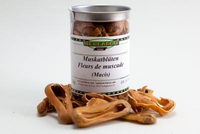 Muskatblüten (Macis) (Myristica fragrans)