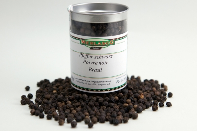 Pfeffer schwarz - Brasil (Piper nigrum)