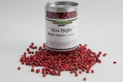 Pfeffer rosa ganz (Schinus terebinthifolius)