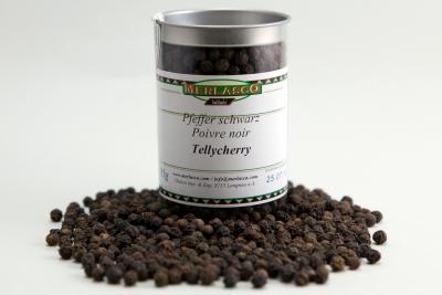 Pfeffer schwarz - Tellicherry (Piper nigrum)