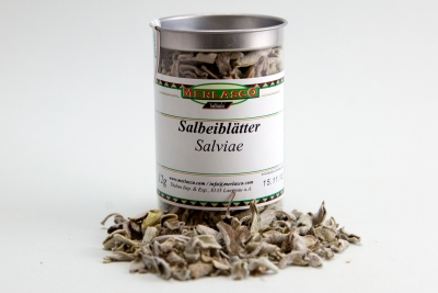Salbeiblätter (Salvia officinalis)