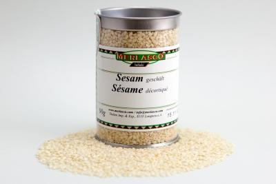 Sesam geschält (Sesamum indicum)